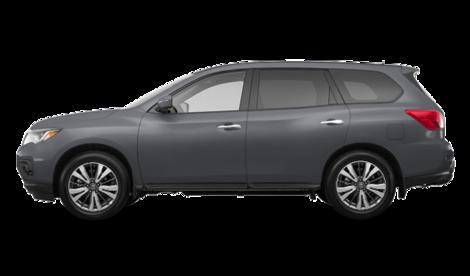 Nissan Pathfinder<br>2019