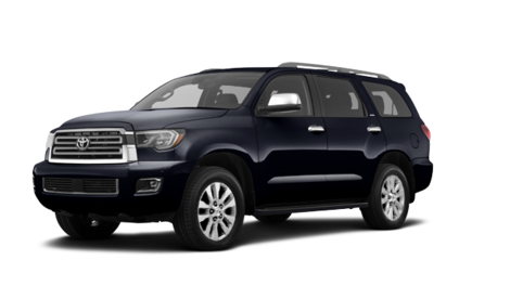 Toyota Sequoia<br>2019