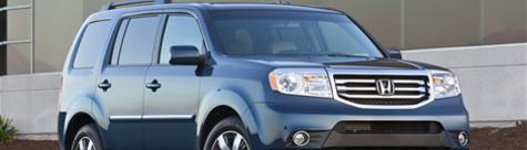 Honda Pilot 2014 – allez-y en famille