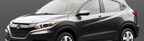 Le Honda HR-V sera là cet hiver