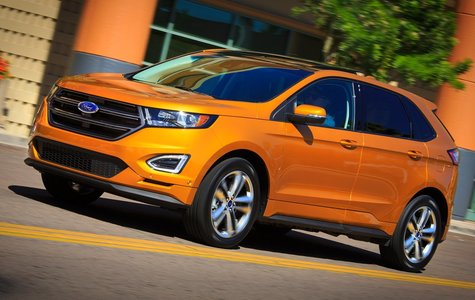 2015 Ford Edge: All new