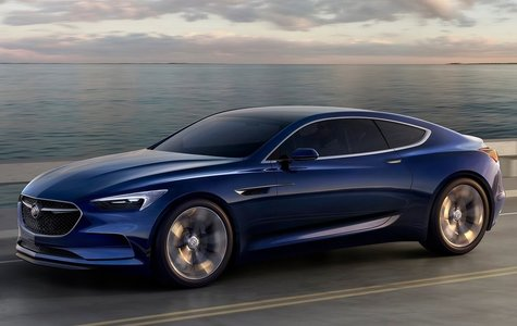 Buick Avista Concept: Stunning