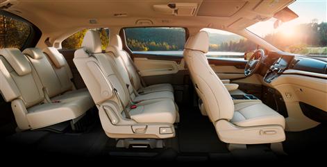 The 2018 Honda Odyssey aims reinvents the minivan