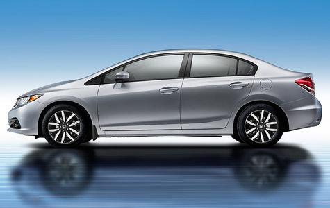 2014 Honda Civic – Still getting better