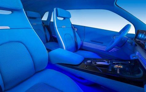 New Hyundai FE Concept takes Geneva by storm