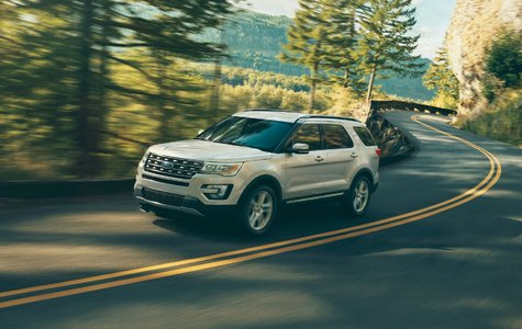 A Few Quick Reviews on the 2017 Ford Explorer