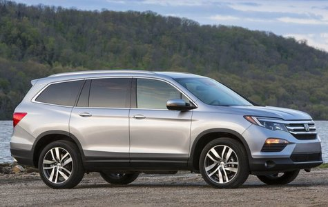 A version for everyone in the 2018 Honda Pilot family