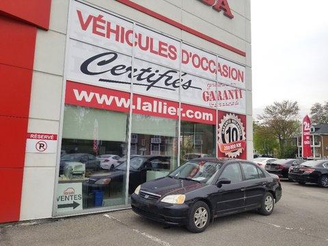 Honda Civic Sdn DX-G***A/C****LIVRAISON FACILE*** 2003