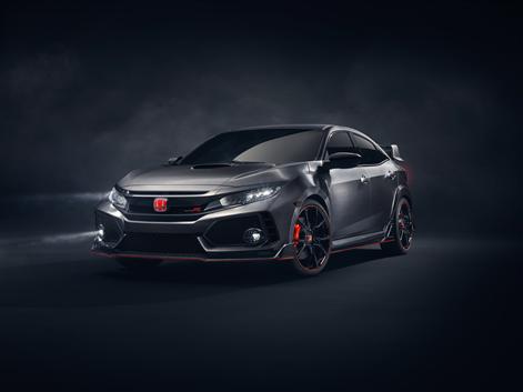 La Honda Civic Type R 2017 arrive dans quelques mois!