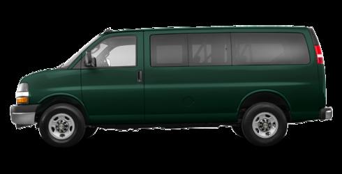 Chevrolet Express 3500  2016