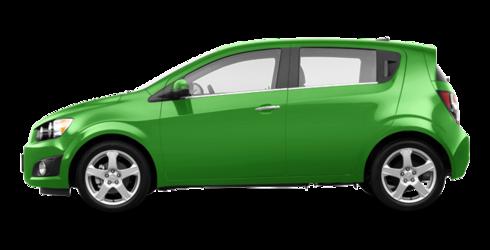 Chevrolet Sonic 5 portes  2016