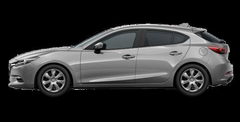 2017 Mazda 3 Sport GX