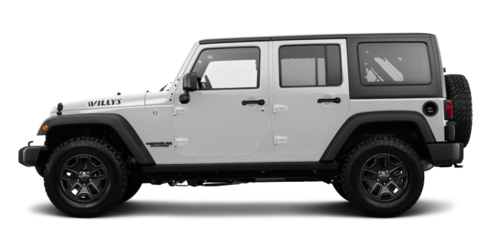 Jeep Wrangler UNLIMITED WILLYS WHEELER 2018