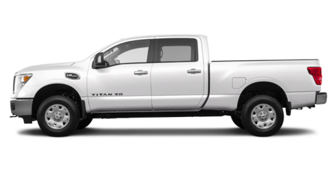 2018  Titan XD Gas SV