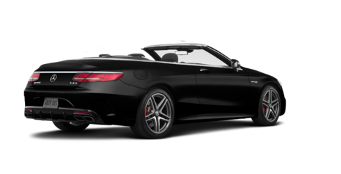 Classe S Cabriolet 63 4MATIC+ AMG 2018