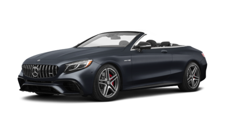 Classe S Cabriolet 63 4MATIC+ AMG 2019