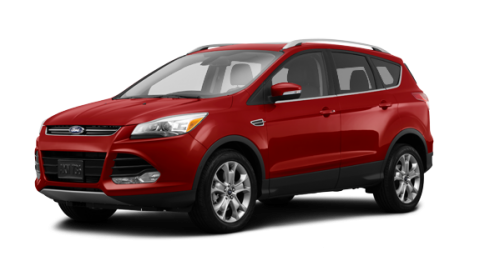 2015 Ford Escape Colors Available
