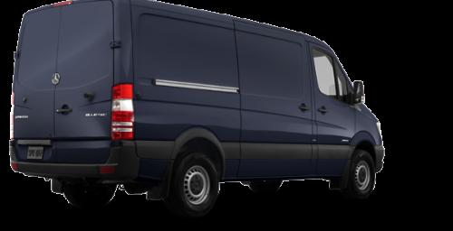 2015 mercedes benz sprinter cargo van 2500 ogilvie for Mercedes benz work van commercial