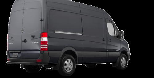 2016 mercedes benz sprinter cargo van 2500 ogilvie for 2016 mercedes benz sprinter cargo van
