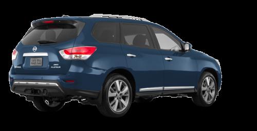 Nissan Pathfinder PLATINE 2016
