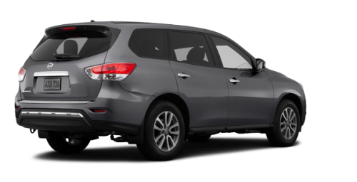 Nissan Pathfinder S 2016