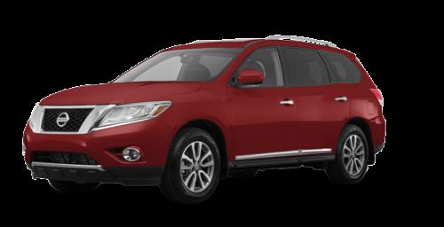 Nissan Pathfinder SL 2016
