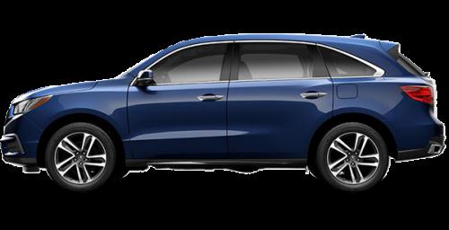 2017 Acura Mdx Navi Camco Acura In Ottawa