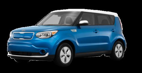 Kia Soul EV EV 2017