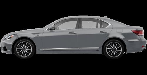 Lexus LS F SPORT 2017
