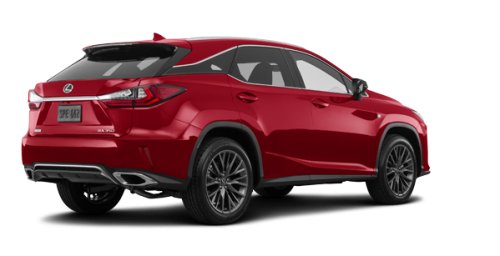 Lexus RX F SPORT 2017