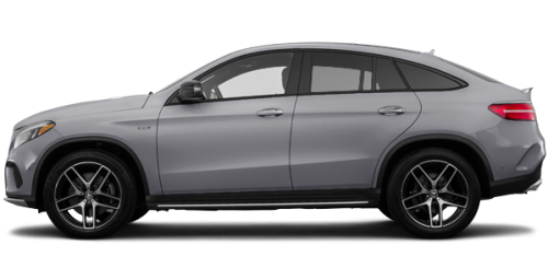 2017 Mercedes Benz Gle Coupe 43 4matic Amg Ogilvie