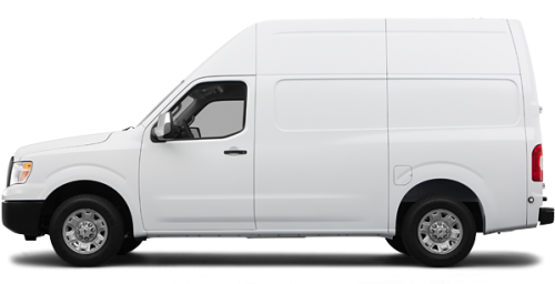 Nissan NV Cargo 3500 S 2017