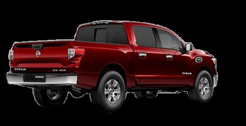 Nissan Titan SV 2017