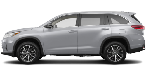 Toyota Highlander XLE AWD 2017