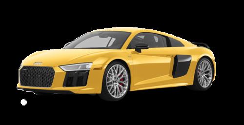 Audi R8 Coupé V10 Plus 2018 Glenmore Audi In Calgary Alberta