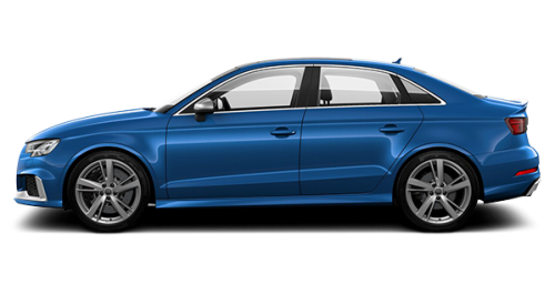 Audi RS 3 Sedan BASE 2018