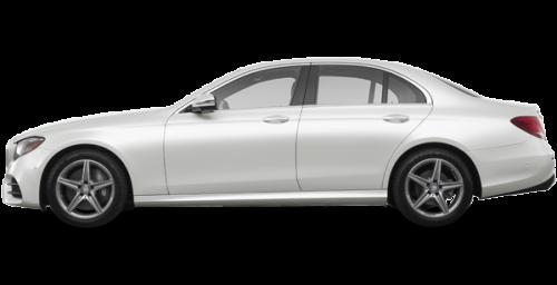 Mercedes-Benz E-Class Sedan 300 4MATIC 2018