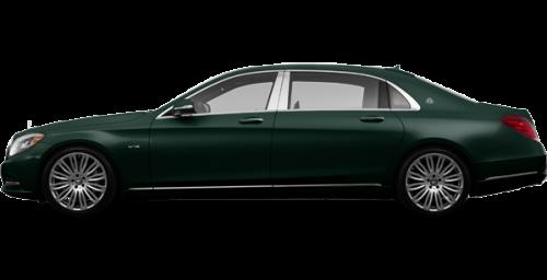 Mercedes-Benz Mercedes-Maybach S-Class 600 2018