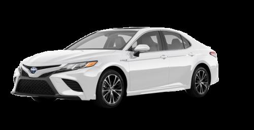 Toyota Camry Hybrid SE 2018