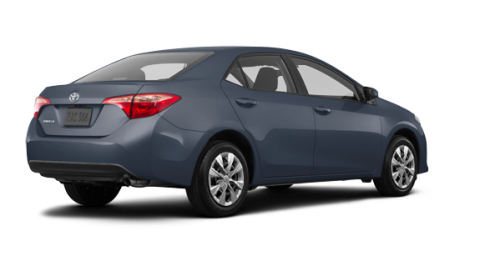 Toyota Corolla LE ECO CVT 2018