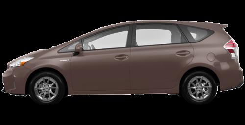 Toyota Prius V BASE Prius V 2018