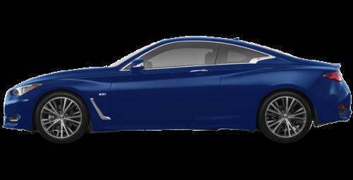 INFINITI Q60 Coupé 2.0T LUXE à TI 2018