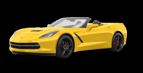 Teinte jaune Corvette Racing