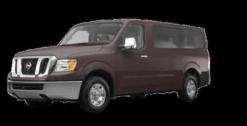 Nissan NV Tourisme 3500 SV 2019