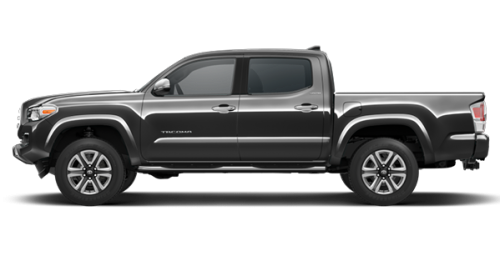 Toyota Tacoma 4X4 DOUBLE CAB V6 LTD SB 2019