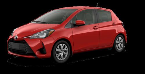 Toyota Yaris Hatchback 5DR LE 2019