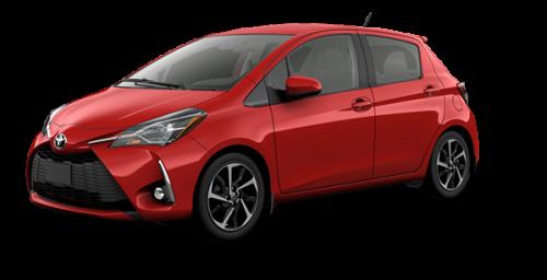 Toyota Yaris Hatchback 5 PTES SE 2019