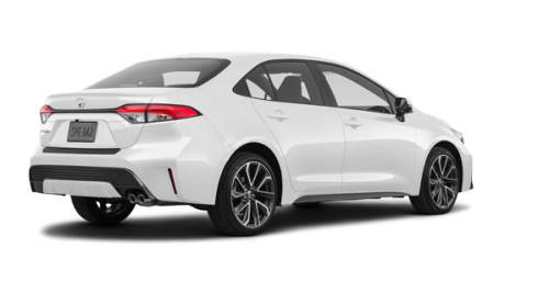 2020 Toyota Corolla Se Cvt In Montreal West Island