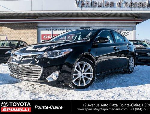 Toyota Avalon XLE +DEMARREUR A DISTANCE 2013