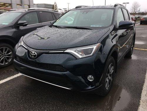 Toyota RAV4 XLE (A6) 2017